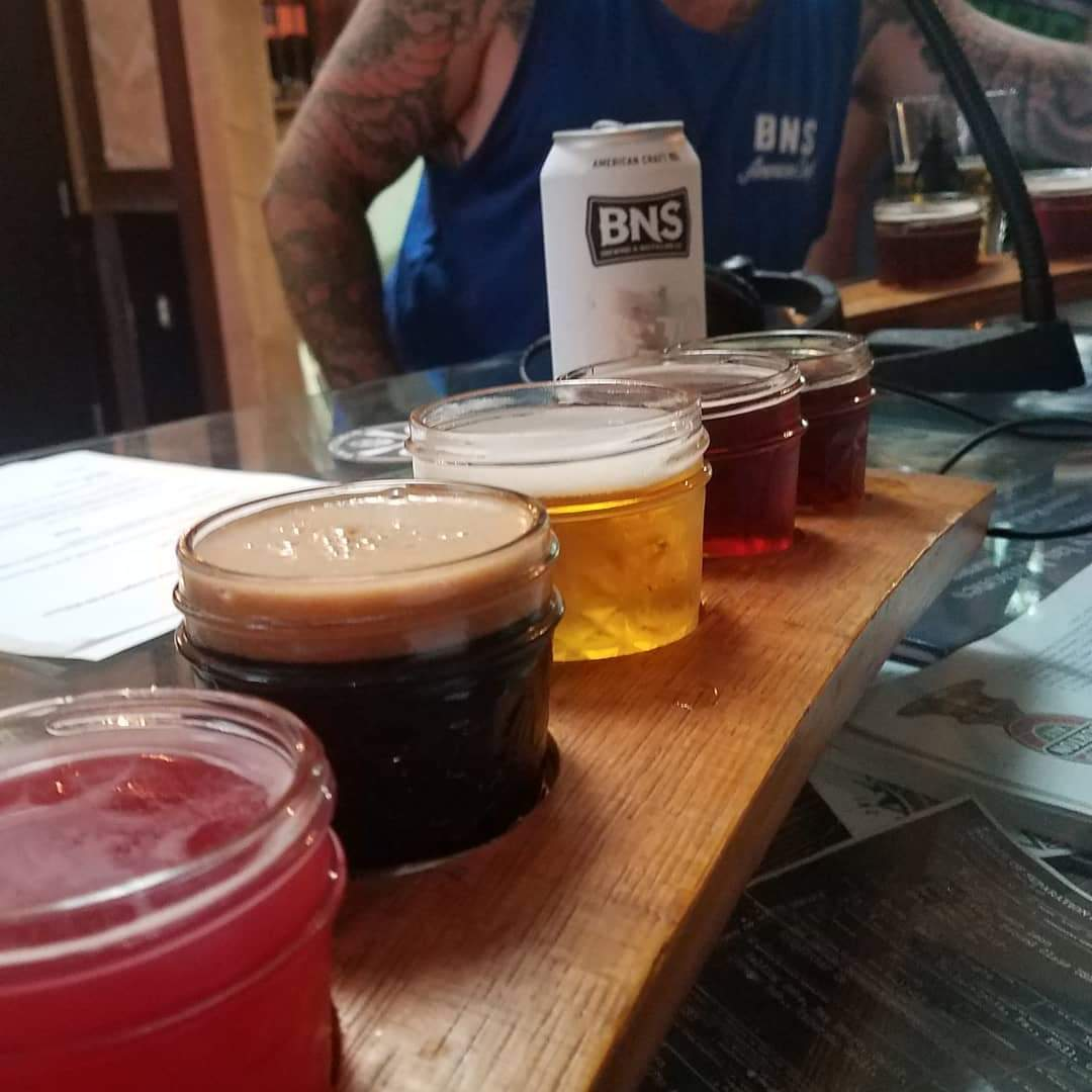 BNS Brewing And Distilling Co  The Indie Beer Show podcast